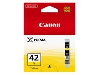 Canon CLI-42Y - inktgeel - origineel - inkttank (6387B001)