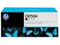 HP - zwart - origineel - inktcartridge (C8750A)