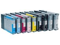 Epson T6055 - lichtcyaan - origineel - inktcartridge (C13T605500)