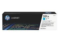 HP 201A Toners couleurs séparées ppour imprimante laser