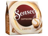 Zakje 8 pads Senseo Cappuccino Original