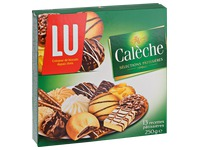 Box, assortment Lu Calèche, 250g