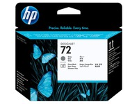 HP 72 - grijs, fotozwart - printkop (C9380A)