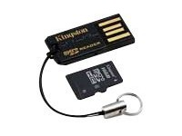 Kingston USB microSD Reader - card reader - USB 2.0