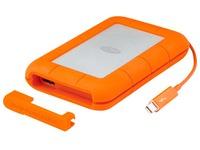 LaCie Rugged Thunderbolt - vaste schijf - 1 TB - USB 3.0 / Thunderbolt