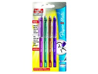 Erasable ballpoint pen Replay Premium Papermate with medium-sized tip - set of 4 colors