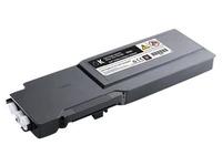 W8D60 DELL C3760N TONER BLACK EXTRA HC