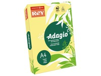 Paper pastel colors A4 80 g Rey Adagio - ream of 500 sheets