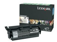 T650H04E LEXMARK T650 CARTRIDGE BLACK HC