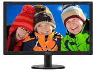 Philips V-line 240V5QDAB - LED-monitor - 23.8