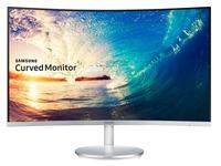 Samsung CF591 Series C27F591FDU - LED-monitor - gebogen - Full HD (1080p) - 27