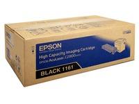 Toner Epson C13S051161 zwart