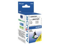 Cartridge Armor compatible Brother LC 1240 black for inkjet printer