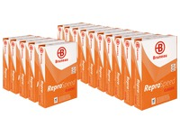 Paper A4 white 80 g Bruneau Reprospeed - pack 15 + 5 reams