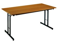 Multipurpose folding table, 160 x 80 cm
