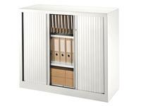 Monoblock tambour cabinet budget classic H 100 x W 100 cm