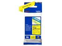 Brother TZe651 - gelamineerde tape - 1 rol(len)