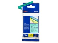 Brother TZe731 - gelamineerde tape - 1 rol(len)