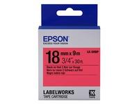 Epson LabelWorks LK-5RBP - etikettape - 1 rol(len) (C53S655002)
