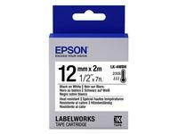 Epson LabelWorks LK-4WBH - etikettape - 1 rol(len) (C53S654025)