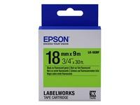 Epson LabelWorks LK-5GBF - etikettape - 1 rol(len) (C53S655005)