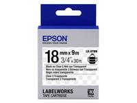 Epson LabelWorks LK-5TBN - etikettape - 1 rol(len) (C53S655008)