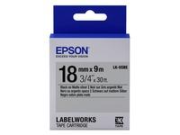 Epson LabelWorks LK-5SBE - etikettape - 1 rol(len) (C53S655013)
