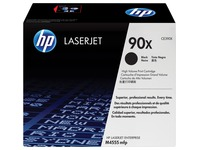 HP CE390XC - hoog rendement - zwart - origineel - LaserJet - tonercartridge (CE390XC) - Contract (120025440727)