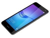 Huawei Y6 2017 - grijs - HSPA+ - 16 GB - GSM - smartphone (51091NUG)