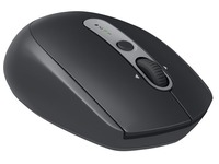 Logitech M590 Silent - muis - Bluetooth, 2.4 GHz - grafiettoon