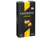 Kaffeekapseln Café Royal Espresso - Box von 10