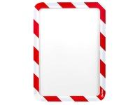 Pochettes adhésives sécurité A4 TARIFOLD - Lot de 2