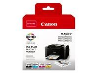 PGI1500 CANON MB2050 INK (4) CMYK ST