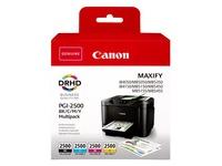 PGI2500 CANON MB5050 INK (4) CMYK ST