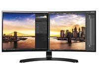LG 34UC88-B - LED-monitor - gebogen - 34