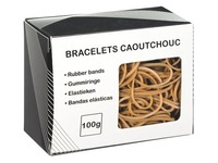 Bag 100 g rubber elastics Safetool 200 mm