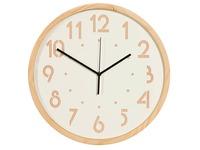 Silent wall clock Oslo - quartz