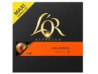Capsules de café L'Or Espresso Delizioso - Boîte de 20