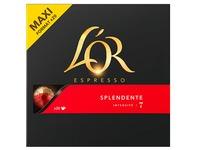 Capsules de café L'OR Espresso Splendente - Boîte de 20