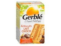 Gerblé mit Milchschokolade - Pack von 46 g