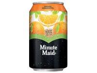 Minute Maid Orange jus de fruits, boîte de 33 cl, paquet de 24 pièces