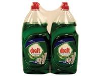 Liquide vaisselle Dreft orignal 2x 1 litre