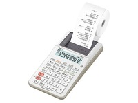 Print calculator Casio HR-8RCE white