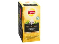 Tea Yellow Label Signature Lipton - box of 25 bags