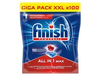 Tablets Finish Powerball all in one dishwasher - pack of 100 tablets