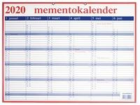 Aurora Memento calendar Dutch 2020