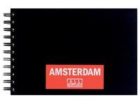 Amsterdam carnet de peinture, 30 feuilles, A5