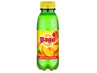 Fruit juice Pago peach 33 cl - box of 12 bottles