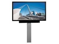 Vaste kolom aanpasbaar in de hoogte voor interactieve schermen e-Screen Legamaster