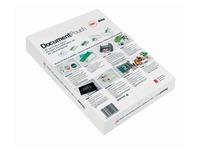 GBC Document pochette à plastifier ft A4, 160 micron (2 x 80 micron), paquet de 100 pièces